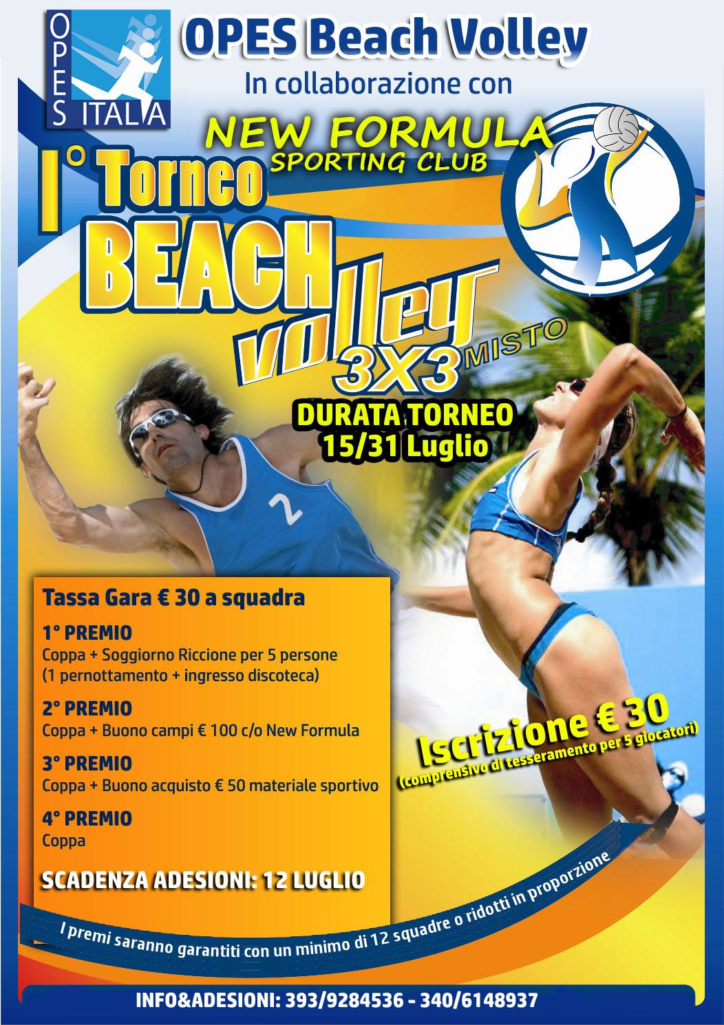 opes beach volley