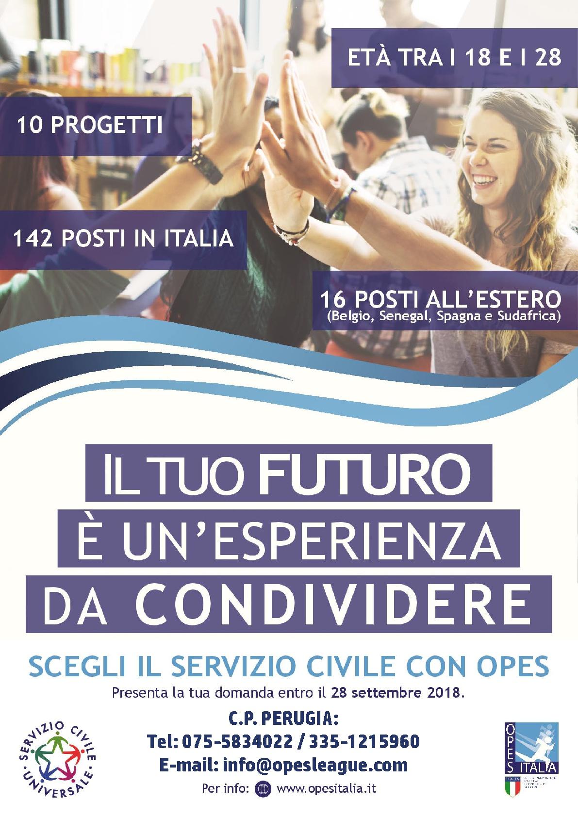 LOCANDINA SERVIZIO CIVILE-001